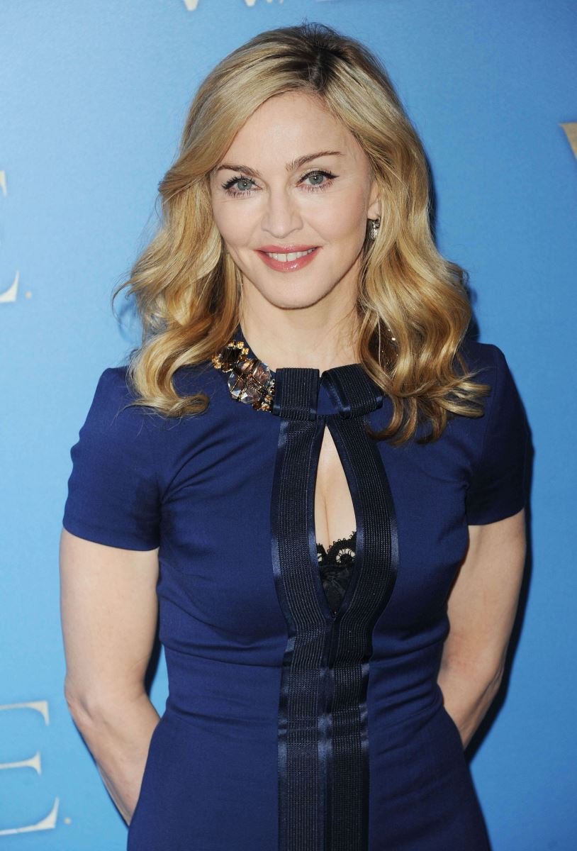 Madonna Iq Score As High As That Of Hillary Clinton
