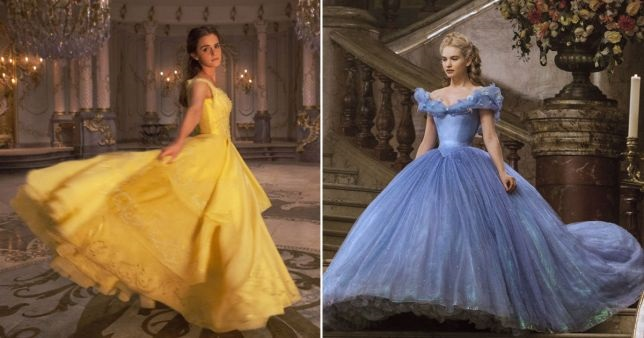Emma Watson has declined the role of Cinderella