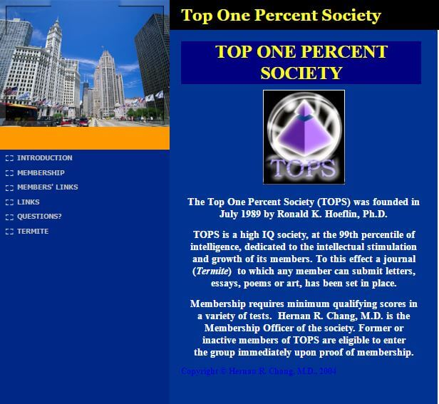 TOP 9 INTERNATIONAL HIGH IQ SOCIETIES
