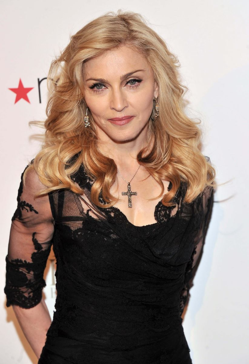 what is madonna's iq