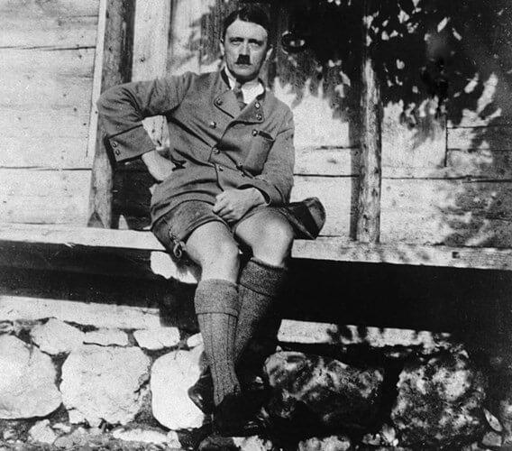 Adolf Hitler Iq