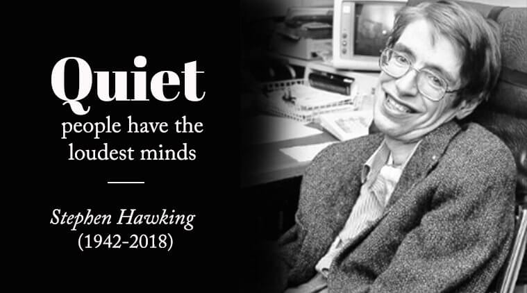 STEPHEN HAWKING know that you only have a few more years at 21