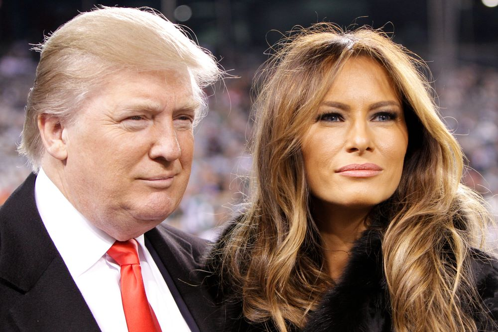 facts about Melania