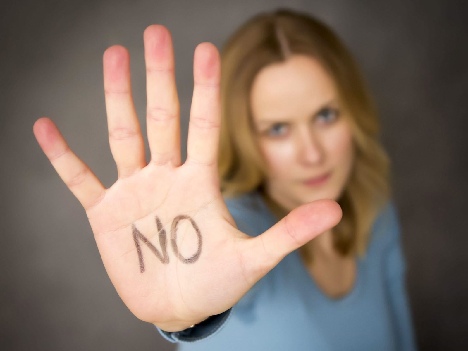 "Know how to say ""No"" reasonably"