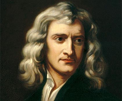 what is the iq of isaac newton?