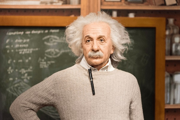 Albert Einstein Iq